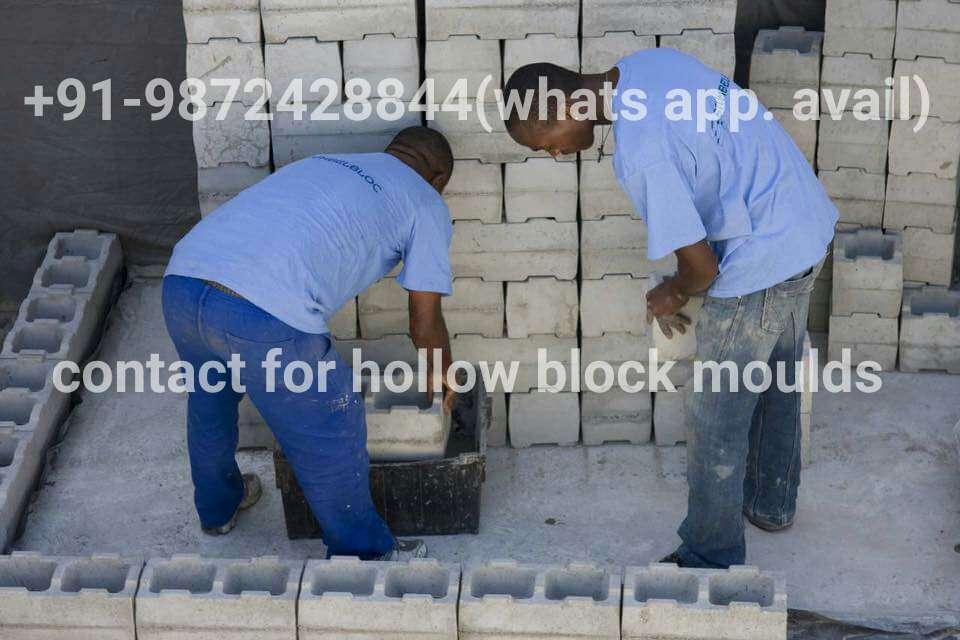 Block, Paving, Concrete, Brick, Mixer Machines Manufacturers